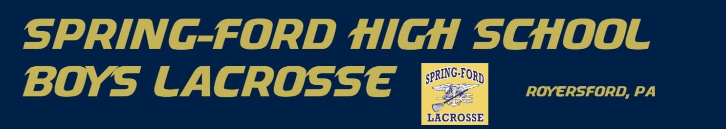 Spring-Ford High School Lacrosse, Lacrosse, Goal, Field