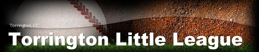 Torrington Little League, Baseball, Run, Field