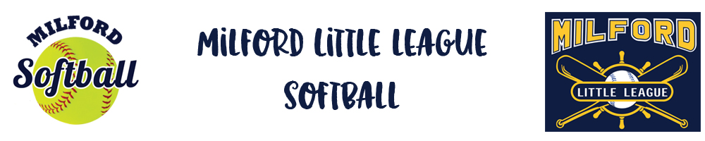 Milford Little League, Softball, Run, Field