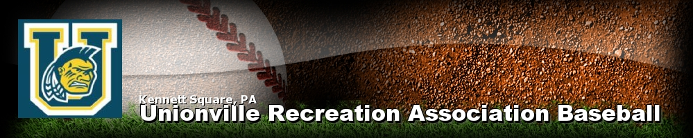 Unionville Recreation Association Baseball, Baseball, Run, URA Baseball Complex