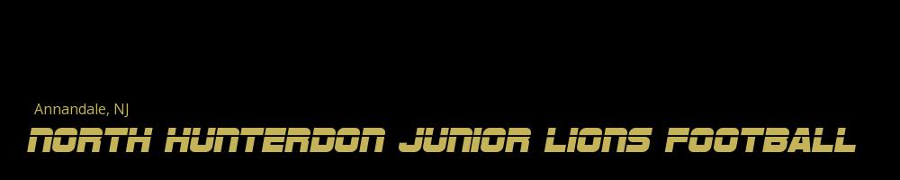 North Hunterdon Junior Lions Football, Football, Goal, Field
