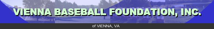 Vienna Baseball Foundation, Inc., Baseball, Run, Field