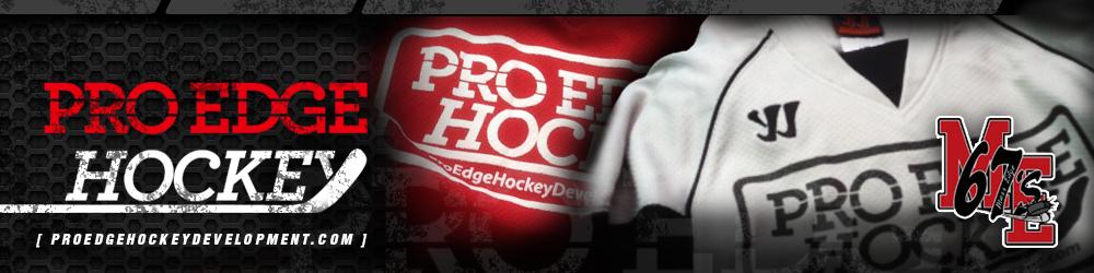 Pro Edge Hockey , Hockey, Goal, Quincy Youth Arena
