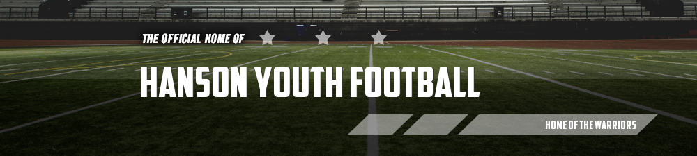 Hanson Youth Football, Football, Goal, Field
