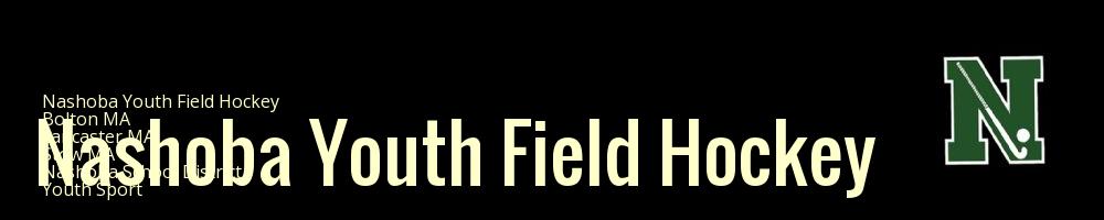 Nashoba Youth Field Hockey, Field Hockey, Goal, Field