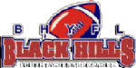 Black Hills Youth Football and Cheer, Football