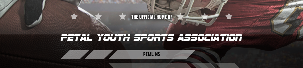 Petal Youth Sports Association, Football, Goal, Field