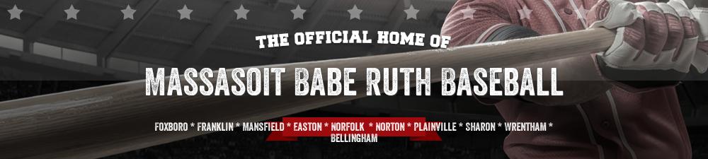 Massasoit Babe Ruth Baseball, Baseball, Run, Field