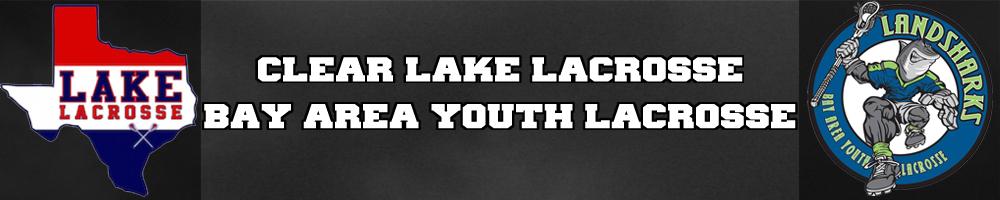 Clear Lake Lacrosse, Lacrosse, Goal, Field