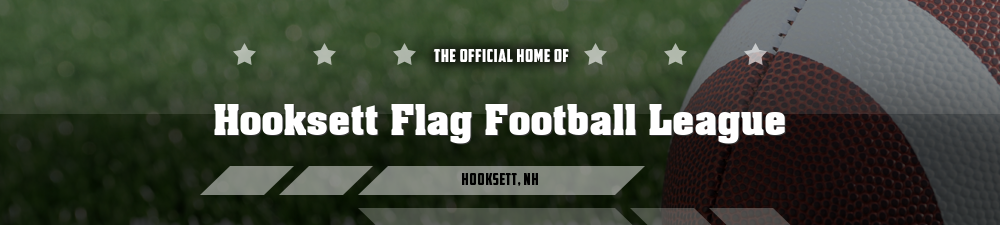 Hooksett Flag Football League, Other, Goal, Field