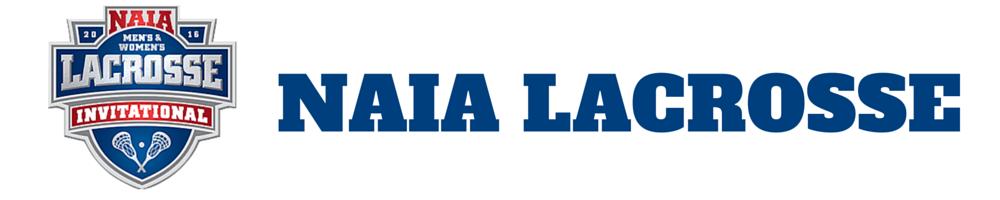 NAIA Lacrosse, Lacrosse, Goal, Field