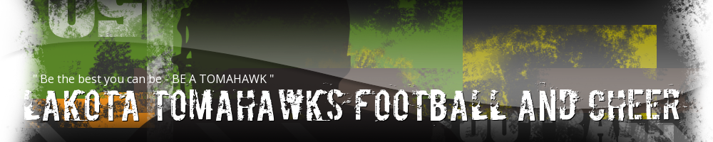 Lakota Tomahawks, Football, Goal, Field