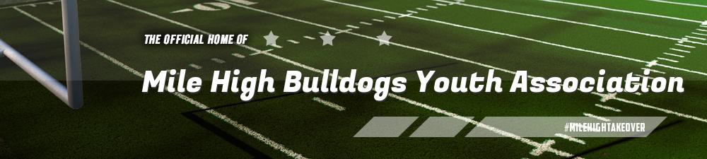 Mile High Bulldogs Youth Association, Multi-Sport, Goal, Field