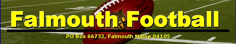Falmouth Football , Football, Points, Field