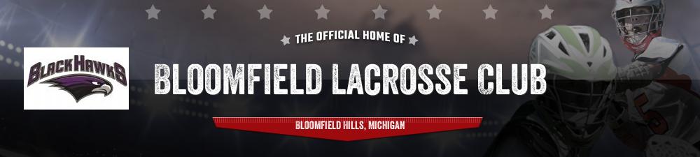 Bloomfield Lacrosse club, Lacrosse, Goal, Field