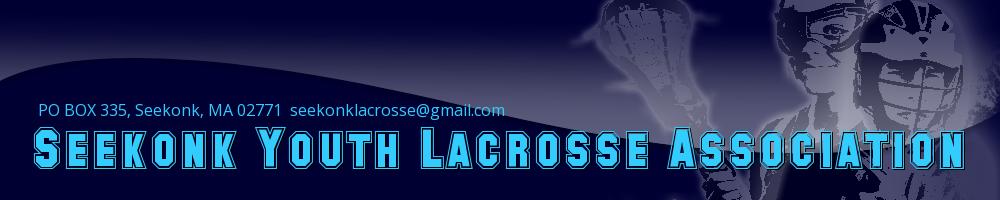 Seekonk Youth Lacrosse Association, Lacrosse, Goal, Field