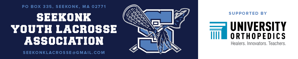 Seekonk Youth Lacrosse Association, Lacrosse, Goal, Field