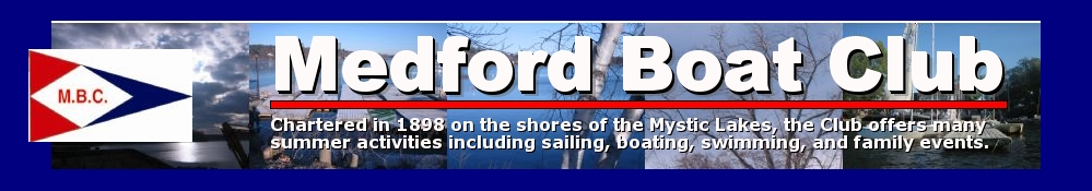 Medford Boat Club, Swimming and Boating, ,  Boat Club