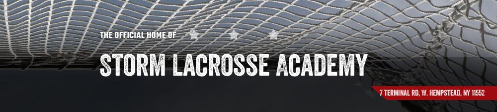 Storm Lacrosse Academy, Lacrosse, Goal, Field