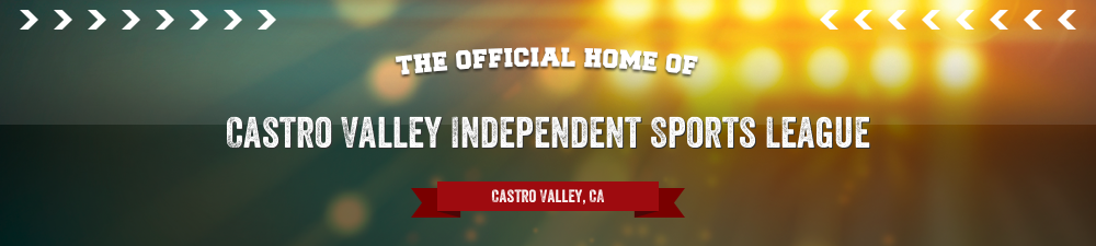Castro Valley Independent Sports League, Multi-Sport, Goal, Field