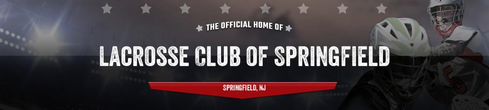 Springfield Lacrosse Club, Lacrosse, Goal, Field