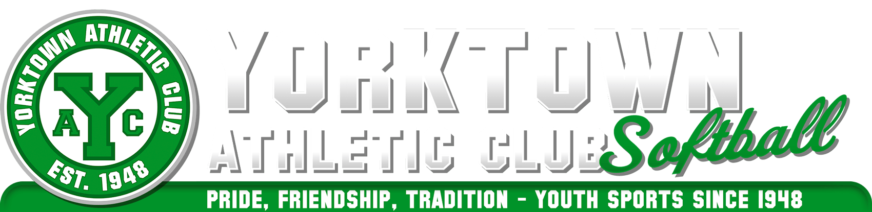 Yorktown Athletic Club, Girls Softball, Softball, Run, Field