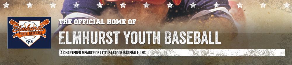 Elmhurst Youth Baseball, Baseball, Run, Field