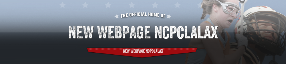 Piedmont Community Lacrosse Association, Lacrosse, Goal, Field