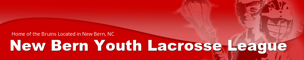 New Bern Youth Lacrosse, Lacrosse, Goal, Field