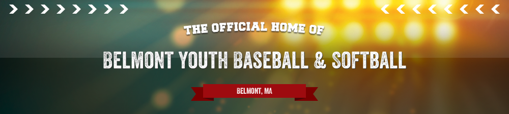 Belmont Youth Baseball/Softball Landing page1, Baseball, Run, Field