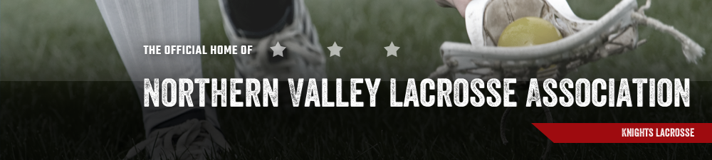Northern Valley Lacrosse Association, Lacrosse, Goal, Field