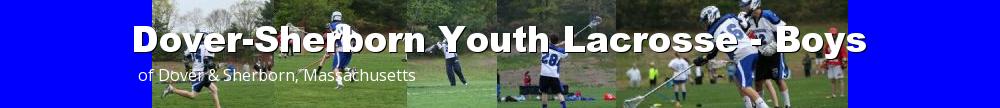 Dover-Sherborn Youth Lacrosse-Boys, Lacrosse, Goal, Field