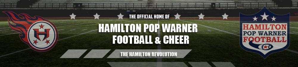 Hamilton Pop Warner Football & Cheer, Football, Goal, Field