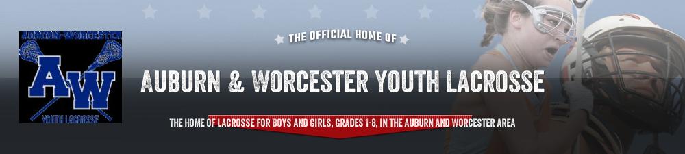 Auburn & Worcester Youth Lacrosse, Lacrosse, Goal, Field