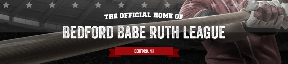Bedford Babe Ruth League, Baseball, Run, Field
