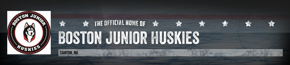 Boston Junior Huskies, Hockey, Goal, Rink