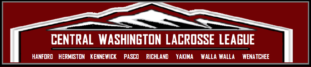 Central Washington Lacrosse League, Lacrosse, Goal, Field