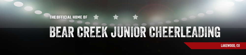 Bear Creek Junior Sports - Cheer, Other, Goal, Field