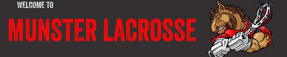 Munster Lacrosse, Lacrosse, Goal, Field