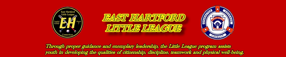 East Hartford Little League, Baseball, Run, Field
