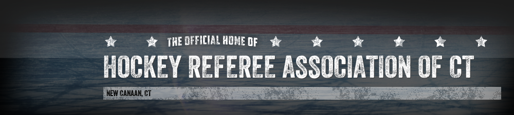 HOCKEY REFEREE ASSOCIATION OF CT, Hockey, Goal, Rink