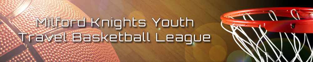 Milford Knights Travel Basketball League, Basketball, Point, Court