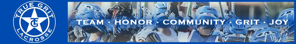 True Grit Lacrosse, Lacrosse, Goal, Field