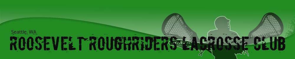 Roosevelt Roughriders Lacrosse Club, Lacrosse, Goal, Field
