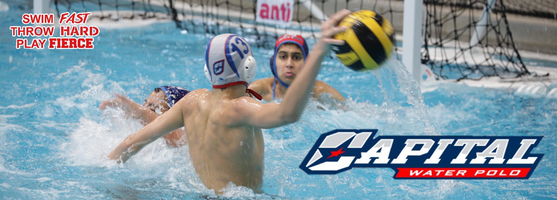 Capital Water Polo, Water Polo, Goal, Pool