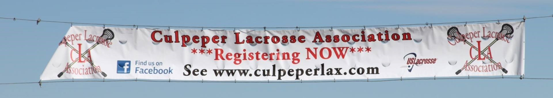 Culpeper Lacrosse Association, Lacrosse, Goal, Culpeper Sports Complex