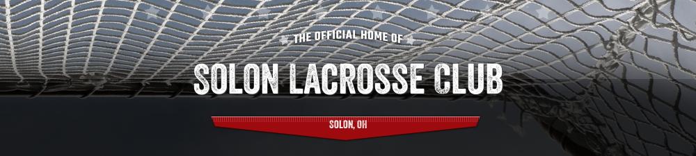 Solon Lacrosse, Inc., Lacrosse, Goal, Field
