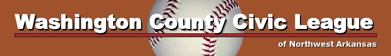 Washington County Civic League, Softball, Run, Field