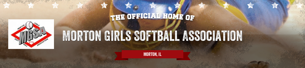 Morton Girls Softball Association, Softball, Run, Field