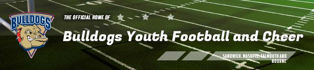 Bulldogs Youth Football, Football, Score, Field
